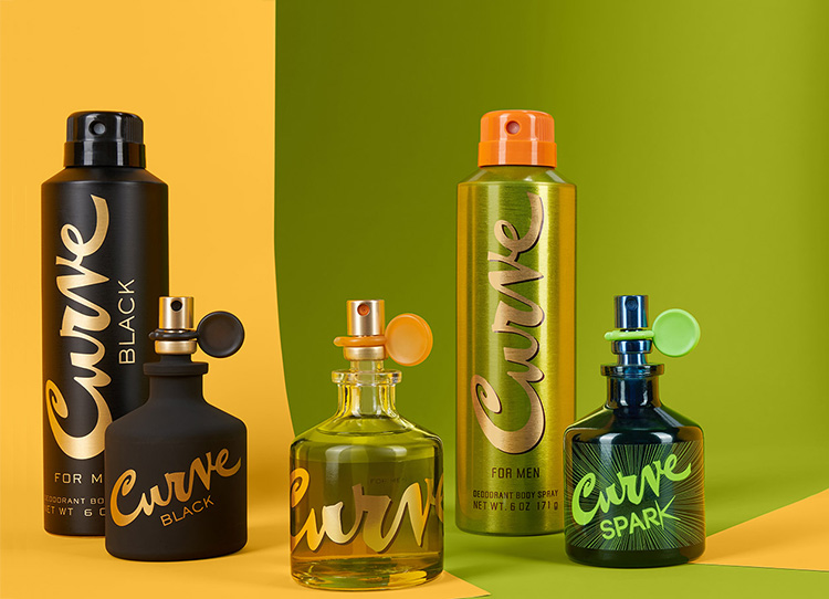 Curve Men's Products