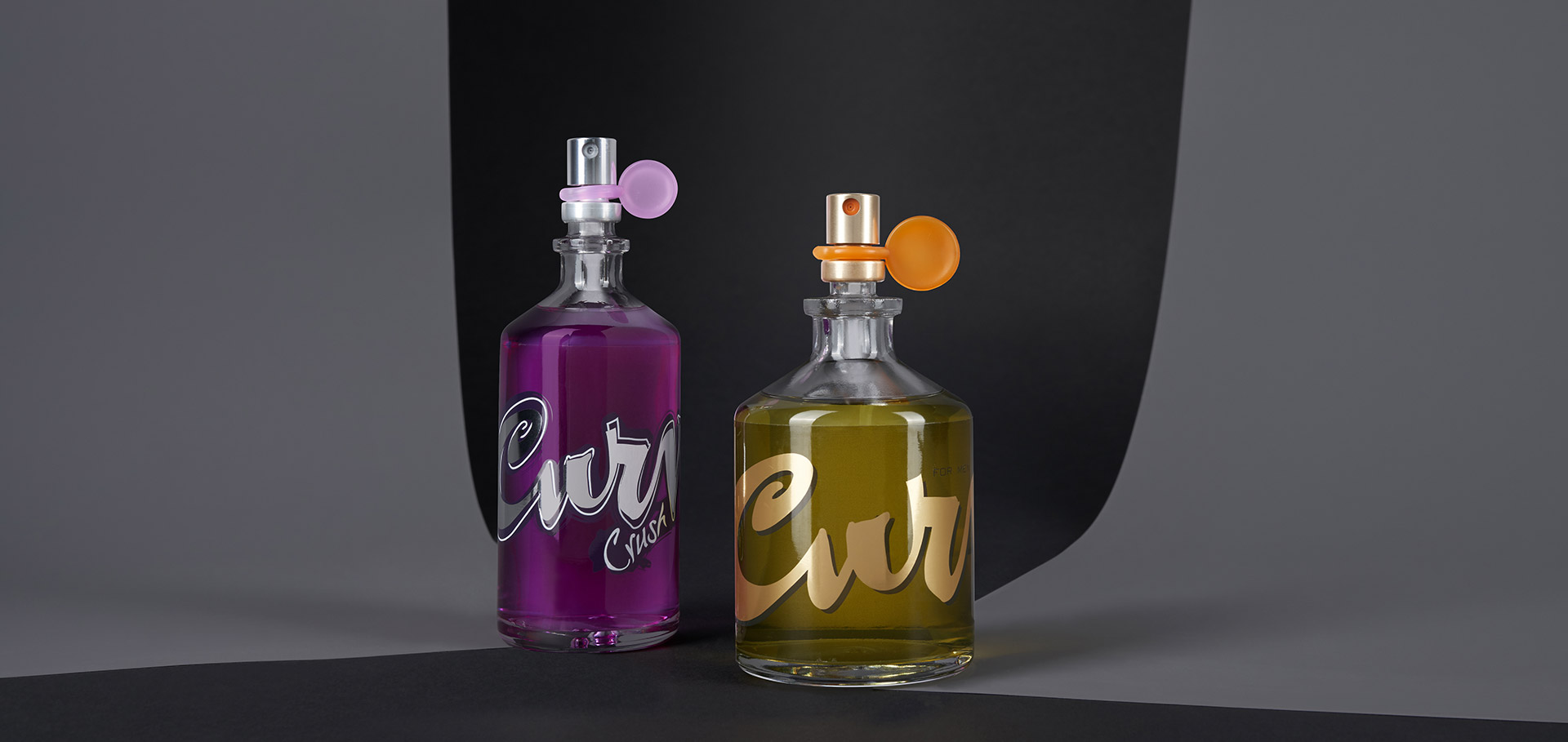 About Curve Fragrances for Men and Women