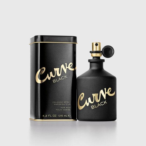 Curve Black Cologne For Men 4.2 Fl Oz Carton