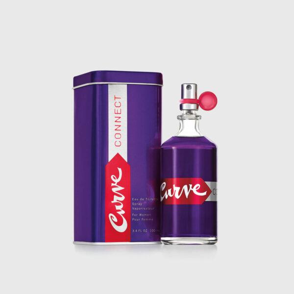 Curve Connect Fragrance For Women 3.4 fl oz Carton