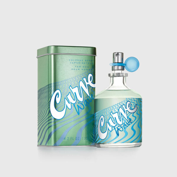 Curve Wave Cologne For Men 4.2 Fl Oz Carton